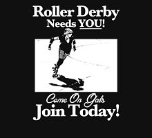 Roller Derby Recruiter Women's Tank Top