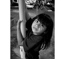 Thai Eyes Photographic Print