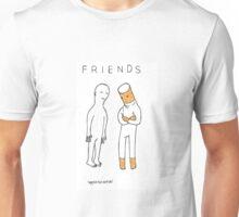 F R I E N D S  4 E V E R Unisex T-Shirt