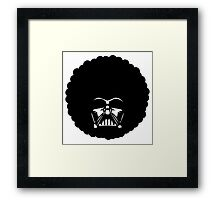Funk Vader Framed Print
