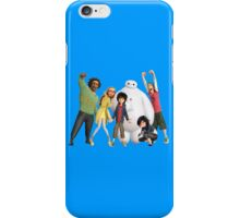 Big Hero 6 - Team #2 iPhone Case/Skin