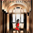 Showtime At The Station by Cliff Vestergaard
