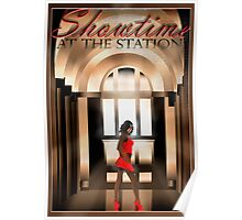 Showtime At The Station Poster