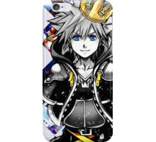 Sora - Kingdom Hearts 2.5 iPhone Case/Skin