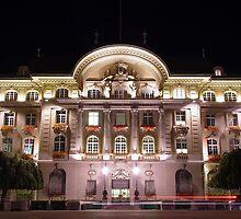 Swiss National Bank by kuntaldaftary