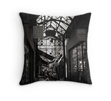 Block Arcade, Melbourne. Throw Pillow