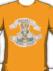 Dragon Age 2 - ANDERS DEFENSE SQUAD T-Shirt