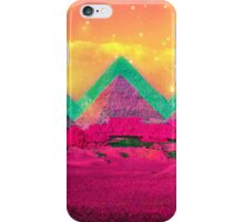 Trippy Pyramids iPhone Case/Skin