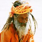 Sadhu India by rochelle