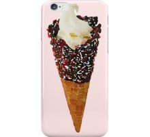 Sweet Sprinkle Ice Cream Cone iPhone Case/Skin