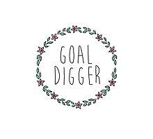 Doodle Bug- Goal Digger Photographic Print