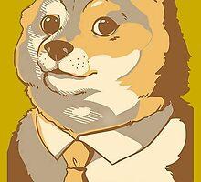 Doge WOW by Luke Heathcote
