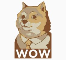 Doge WOW Kids Clothes