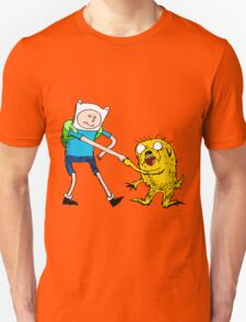 Adventure Time with Dr. Seuss T-Shirt