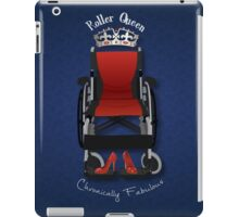 Roller Queen iPad Case/Skin