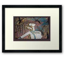 amazone Framed Print