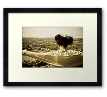 Set Me Free Framed Print