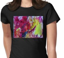 Picket Fence Womens Fitted T-Shirt