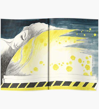 Sketchbook Jak, 68-69 Poster