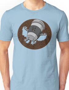 Happy Coffee Unisex T-Shirt