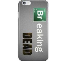 The Walking Dead and Breaking Bad Phone Case iPhone Case/Skin
