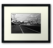 MOVEMENT OF THE PEOPLE Framed Print