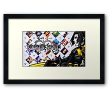 Terra - Kingdom Hearts 2.5 Framed Print
