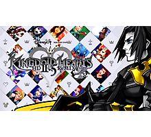 Terra - Kingdom Hearts 2.5 Photographic Print