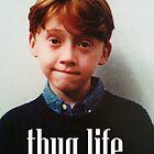 Ron Weasley Thug Life by Jimbob97