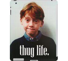 Ron Weasley Thug Life iPad Case/Skin