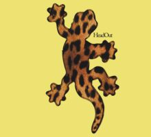 Gecko Like Leopard Kids Clothes