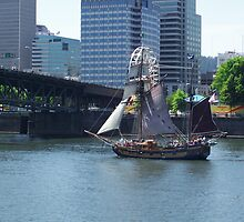 Pirates of the Willamette II by digitaldavers