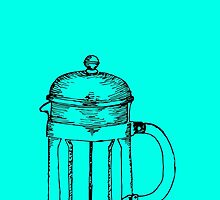 French Press by ThomasTague