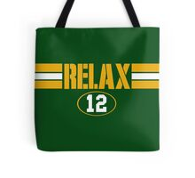 Relax Green Bay Tote Bag