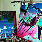 Artist Studio by PhilWinter