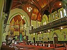 Albert Street Uniting Church, Brisbane by Margaret  Hyde