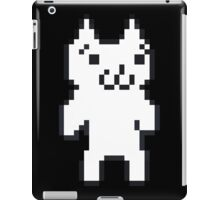 Cat Mario iPad Case/Skin