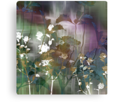 Flower Art Metal Print