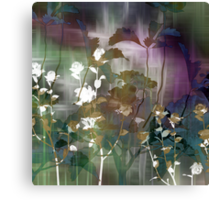 Flower Art Canvas Print