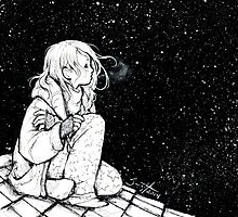 Star Gazing by Savannah Horrocks