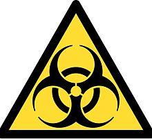 Biohazard sign. by 2monthsoff