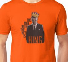 Moriarty - The Man with the Key is King Unisex T-Shirt