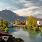 Interlaken Panorama by kuntaldaftary