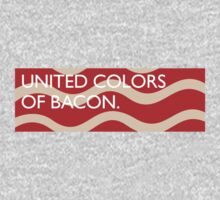 United Colors of Bacon One Piece - Long Sleeve