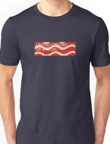 United Colors of Bacon Unisex T-Shirt