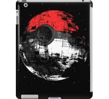 Pokeball DS Spaceship iPad Case/Skin