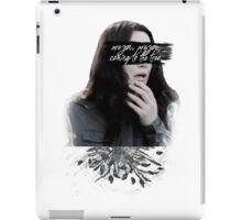 """Hanging Tree"" iPad Case/Skin"
