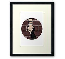 I got you - Clintasha Framed Print