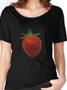 Strawberry T Women's Relaxed Fit T-Shirt