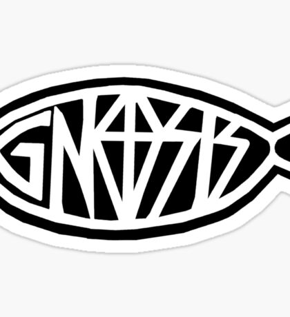 Gnosis Sticker